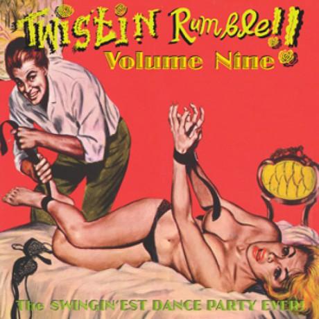TWISTIN' RUMBLE Volume 9 LP