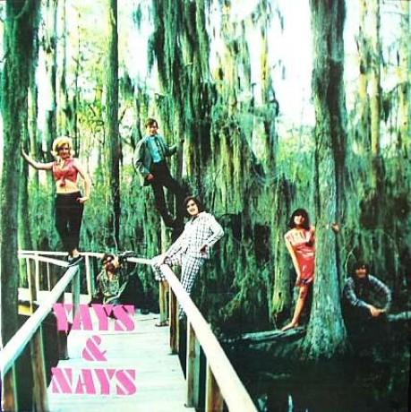"""YAYS & NAYS """"S/T"""" CD"""