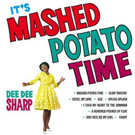 "DEE DEE SHARP ""It's Mashed Potato Time"" LP"