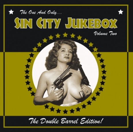 SIN CITY JUKEBOX Volume 2 LP