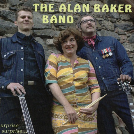 "ALAN BAKER BAND ""SURPRISE SURPRISE"" 7"""