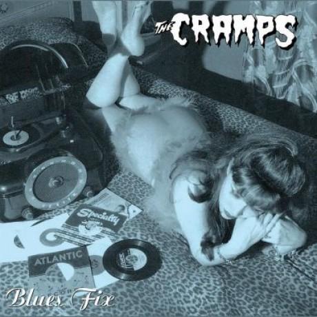"""CRAMPS """"BLUES FIX"""" 10"""""""