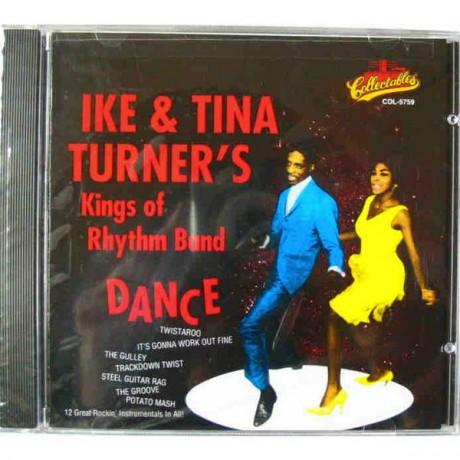 """IKE TURNER & HIS... """"DANCE"""" CD"""