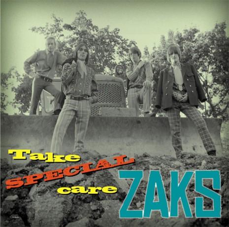"ZAKS ""TAKE SPECIAL CARE"" LP"