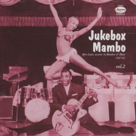 JUKEBOX MAMBO VOLUME 2 CD