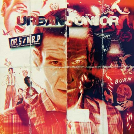 """URBAN JUNIOR """"THE TRUTH ABOUT DR. S.."""" LP"""