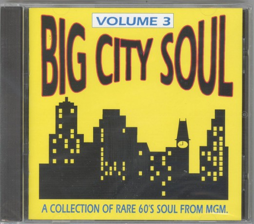 BIG CITY SOUL VOL.3 CD