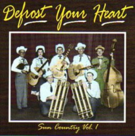 "SUN COUNTRY VOL. 1 ""DEFROST YOUR HEART"" CD"