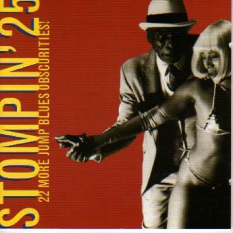 STOMPIN Volume 25 CD