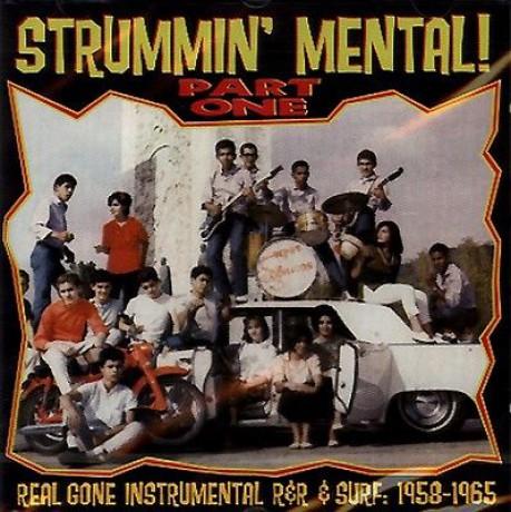 STRUMMIN' MENTAL Part 3 CD