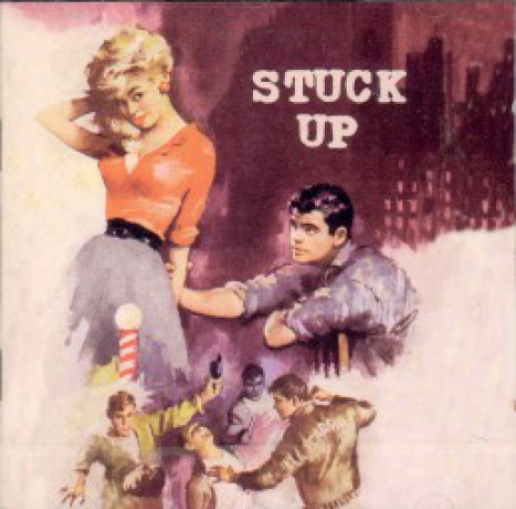 STUCK UP cd (Buffalo Bop)
