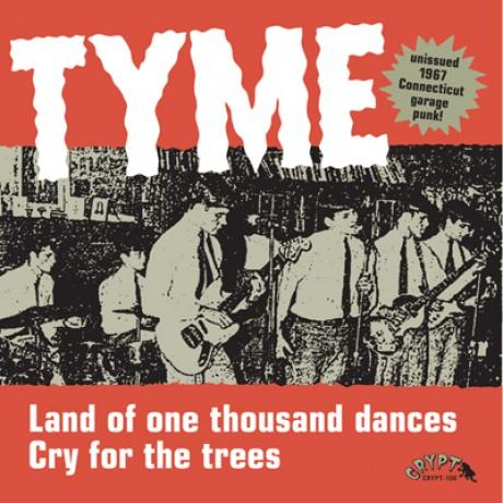 "TYME ""LAND OF 1000 DANCES"""