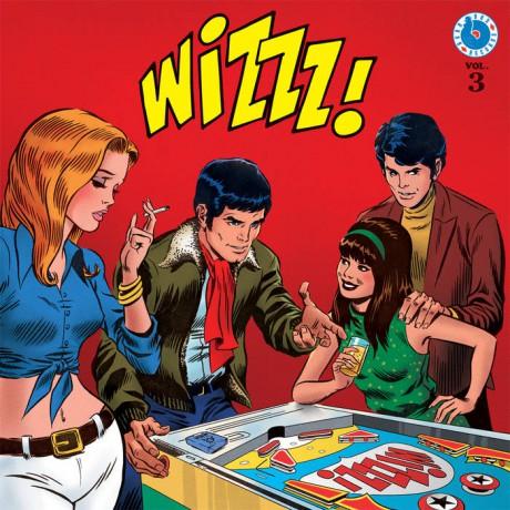 WIZZZ! Volume 3: French Psychorama 1967-1970 LP