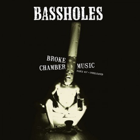 "BASSHOLES ""Broke Chamber Music"" Double LP"