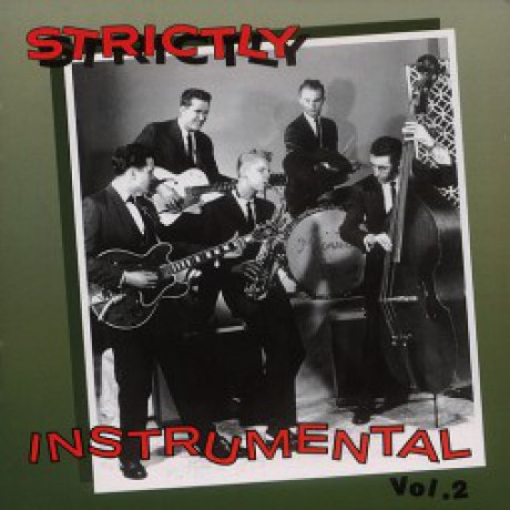 STRICTLY INSTRUMENTAL VOL 2 cd
