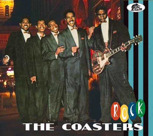"COASTERS ""ROCK"" CD"
