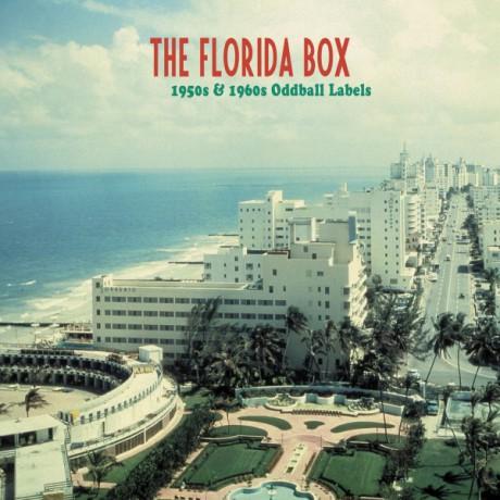 "FLORIDA BOX  ""1950s & 1960s Oddball Labels"" 8-CD+BOOK"" CD BOX"