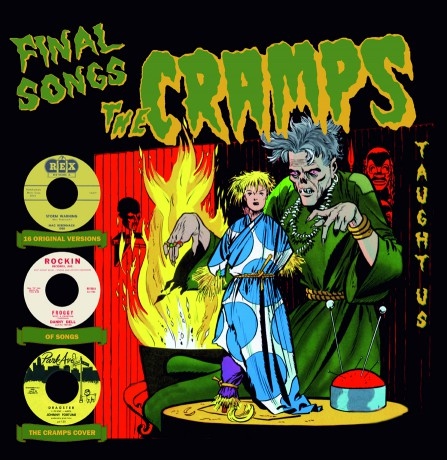 SONGS THE CRAMPS TAUGHT US VOLUME 7