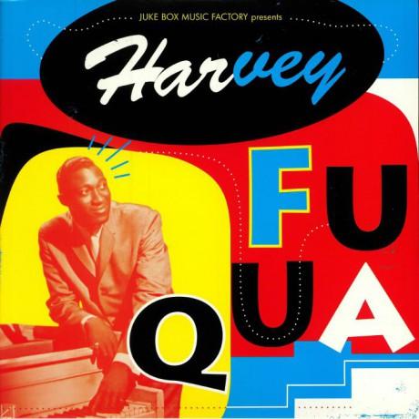 "HARVEY FUQUA ""Singles collection"" LP+7""+CD"