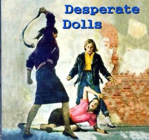 DESPERATE DOLLS cd (Buffalo Bop)