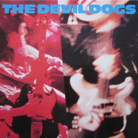 """DEVIL DOGS """"S/T"""" LP"""