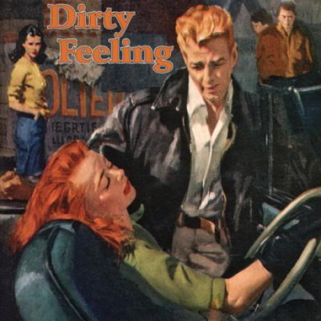 DIRTY FEELING cd (Buffalo Bop)