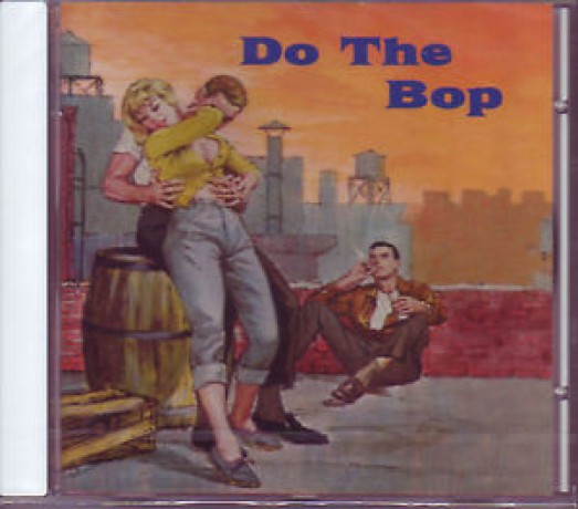 DO THE BOP cd (Buffalo Bop)