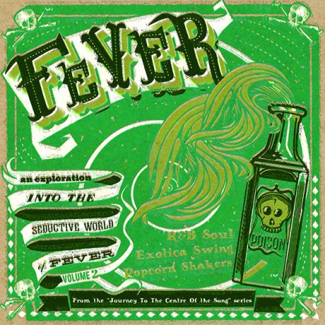 """FEVER: Journey To The Center Of The Song, Volume Two 10"""""""