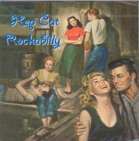 HEP CAT ROCKABILLY CD (Buffalo Bop)