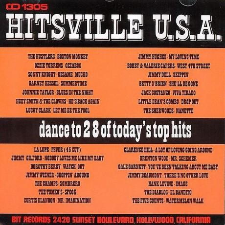 HITSVILLE USA CD