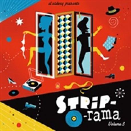 STRIP-O-RAMA Volume 3 LP+CD