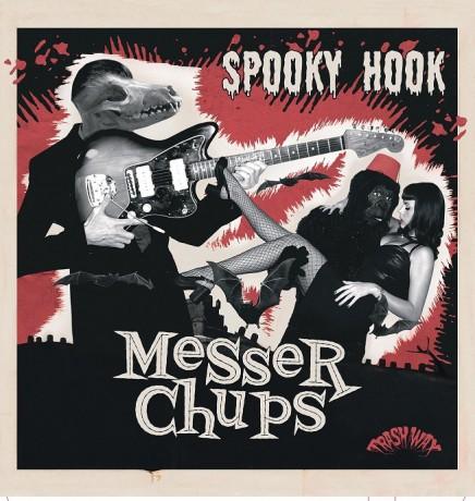 """MESSER CHUPS """"SPOOKY HOOK"""" LP"""