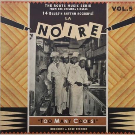 LA NOIRE Volume 5 LP