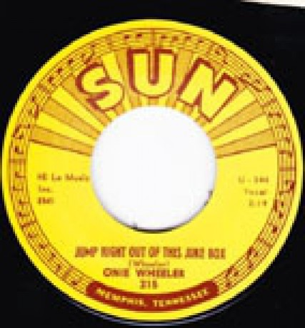 "ONIE WHEELER ""JUMP RIGHT OUT OF THIS JUKEBOX / TELL 'EM OFF"" 7"""