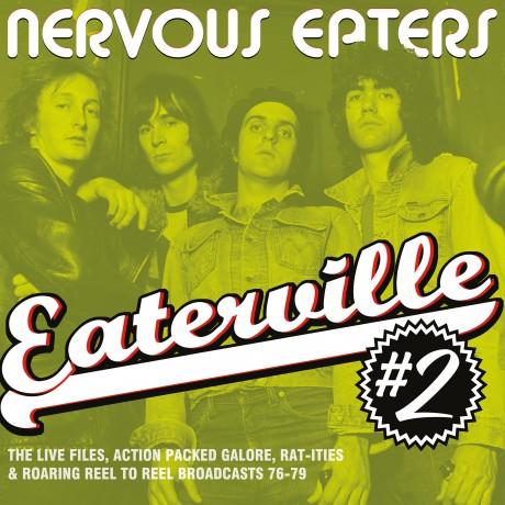 "NERVOUS EATERS ""Eaterville Vol. 2"" CD"