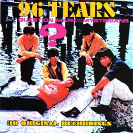 """QUESTION MARK & MYSTERIANS """"96 TEARS"""" CD"""