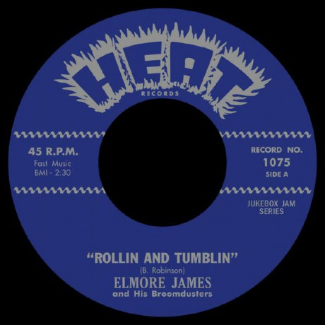"Elmore James ""Rollin' and Tumblin' / Stranger Blues"" 7"""