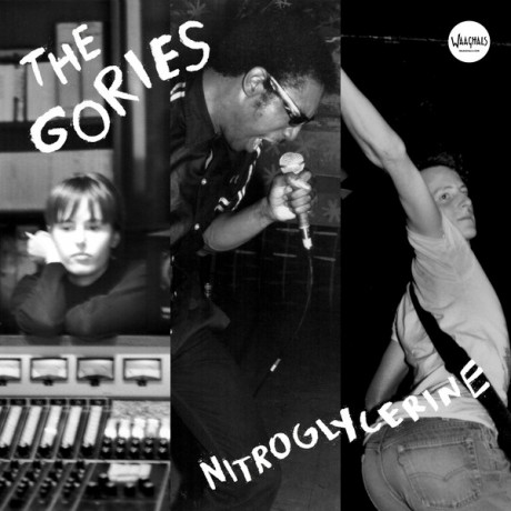 "GORIES ""Nitroglycerine / Makin' Love"" 7"""