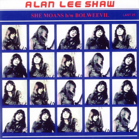"ALAN LEE SHAW ""She Moans / Bolweevil"" 7"""