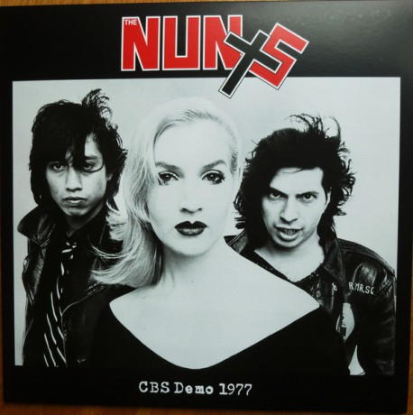 "NUNS ""CBS Demo 1977"" LP"