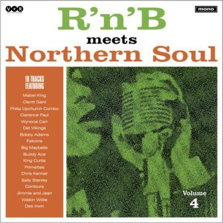 R'N'B MEETS NORTHERN SOUL VOLUME 4 LP