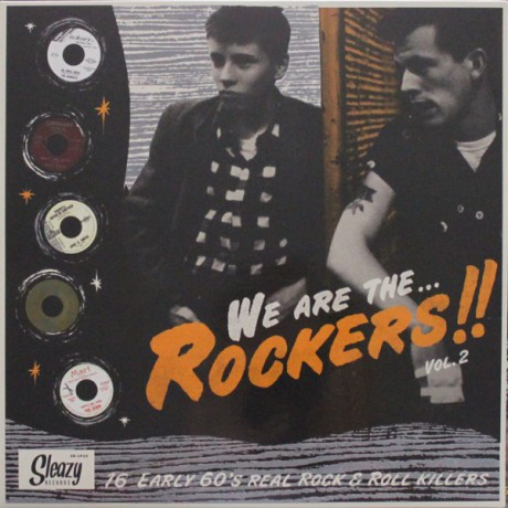 We Are The... Rockers!! Vol. 2 LP