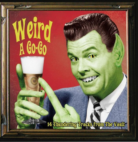 WEIRD A GO-GO  LP