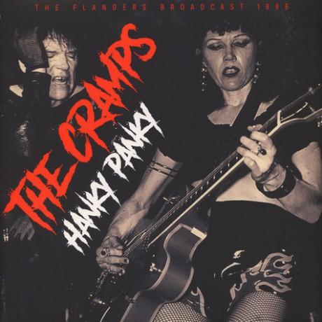 """CRAMPS """"Hanky Panky"""" double-LP"""