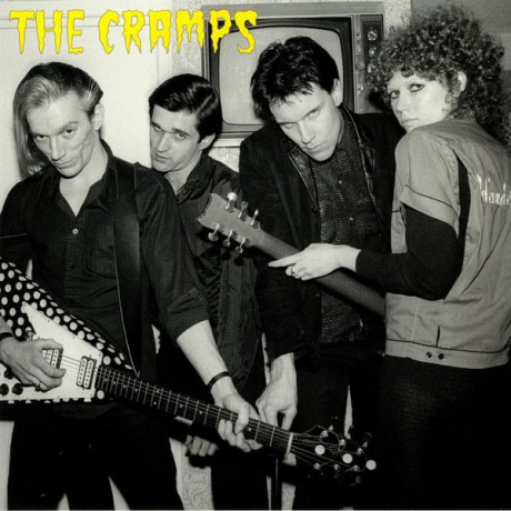 "CRAMPS ""Live At Keystone"" LP"