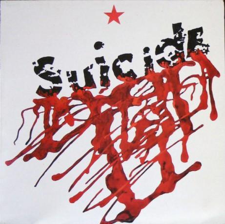 """SUICIDE """"S/T"""" LP"""