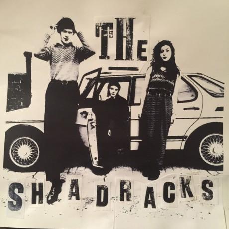 "SHADRACKS ""Tranquil Salvation"" 7"""