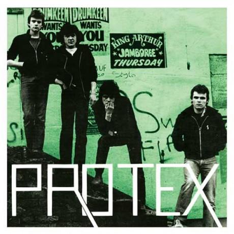 "PROTEX ""Strange Obsessions"" LP"