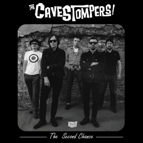 "CAVESTOMPERS! ""The Second Chance"" LP"