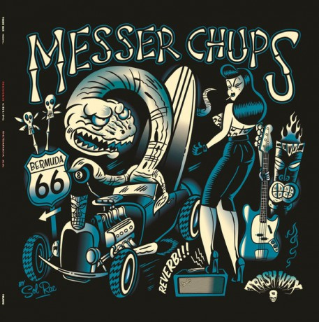 "MESSER CHUPS ""Bermuda 66"" LP"
